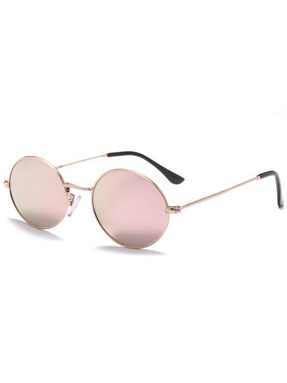d52eb9d3b2 21% OFF  2019 Oval UV Protection Sunglasses In DEEP PINK