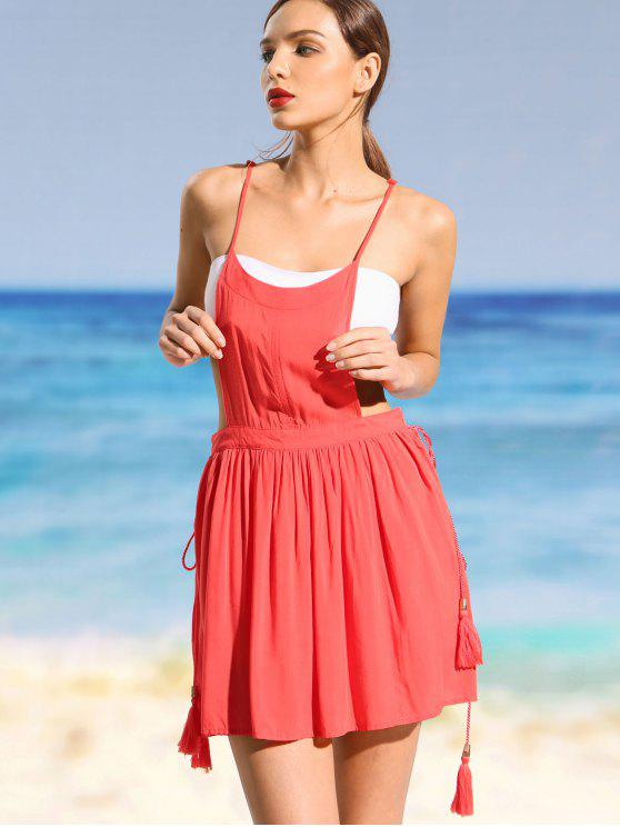 unique Cami Cover Up Overlay Dress - JACINTH L