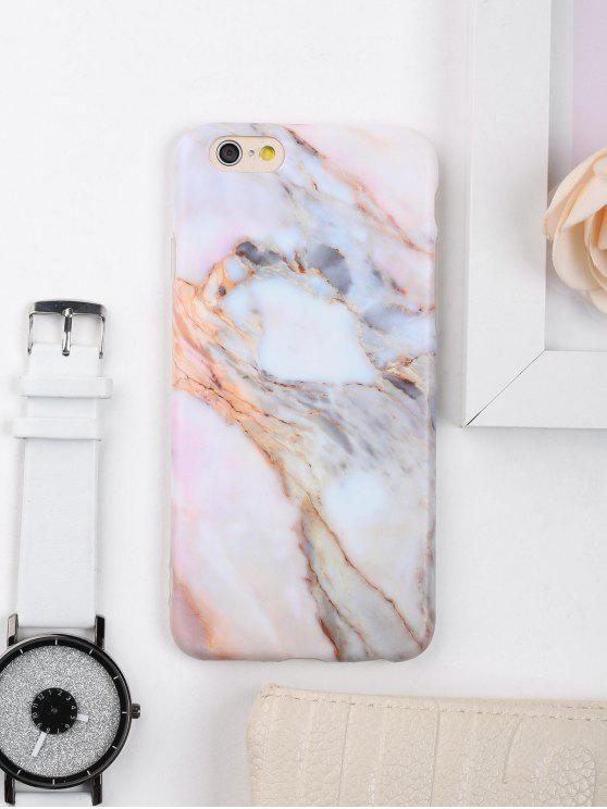 Coque Iphone à Motif Marbre - Multicolore POUR IPHONE 6 / 6S