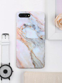 Marble Stone Pattern Phone Case For Iphone - For Iphone 7 Plus