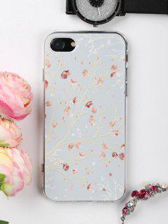 Branch Floral Pattern Phone Case For Iphone - For Iphone 7