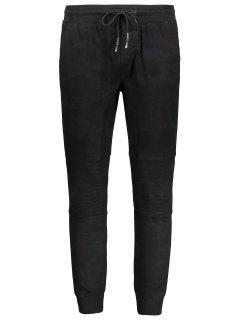 Mens Jogger Pants - Black 2xl