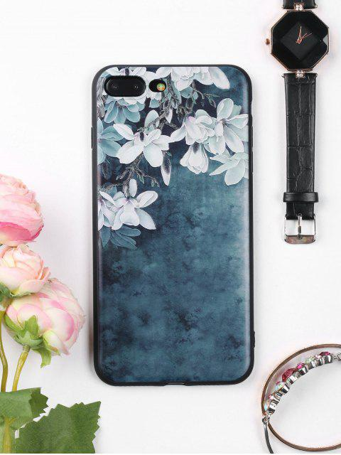 Étui Soft Phone Case pour iPhone - BLEU D'ENCRE POUR IPHONE 7 PLUS Mobile