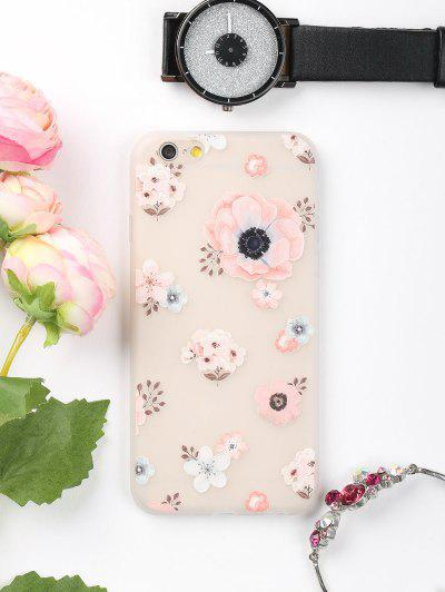 Floral Pattern Soft Protective...