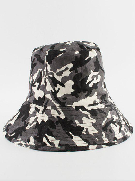 outfits Desert Camouflage Bucket Hat - ACU CAMOUFLAGE