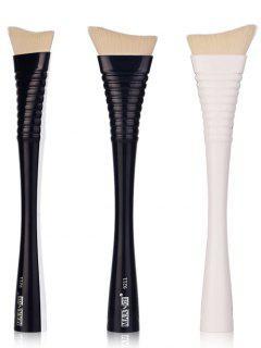 1 PCS Makeup Irregular Blush Brush - Deep Blue