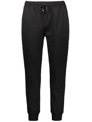 Drawstring Casual Jogger Pants