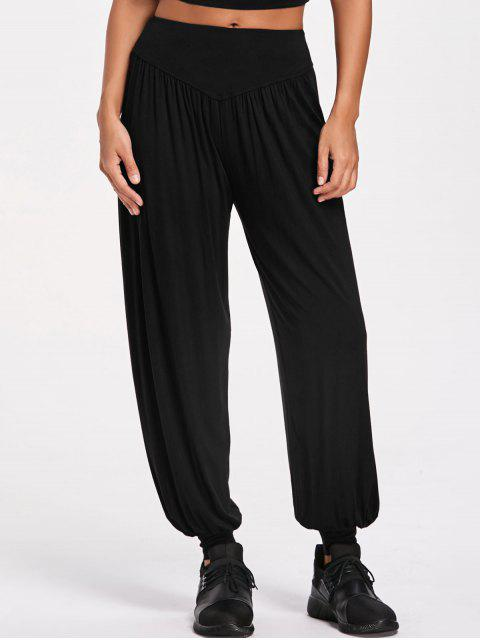 new Sporty Bloomer Pants - BLACK L Mobile