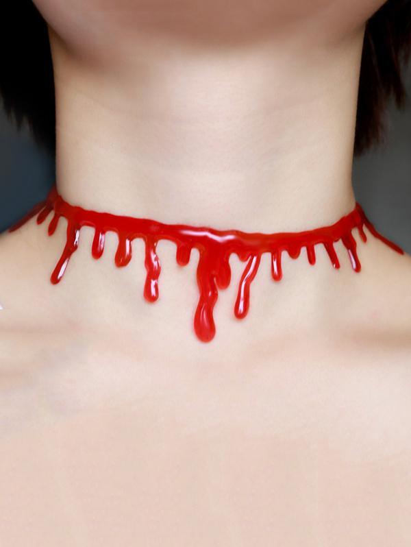 Plastic Blood Hallowee