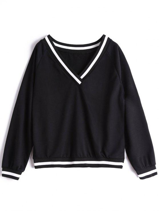 online Cricket Sweater - BLACK XL
