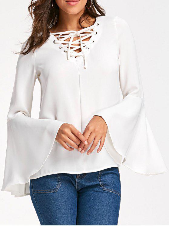 Blusa Blusa - Branco XL