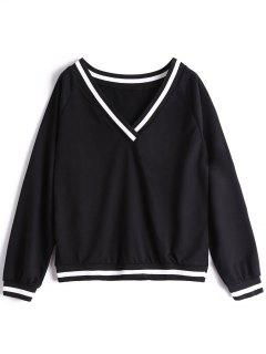 Cricket Sweater - Black Xl
