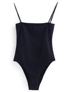 Camisole Bodysuit - Black L