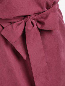 Rojo Cuello De Vino S Hombro WgZYrg