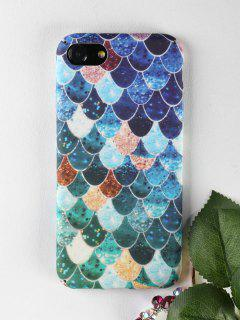 Mermaid Pattern Phone Case For Iphone - For Iphone 7