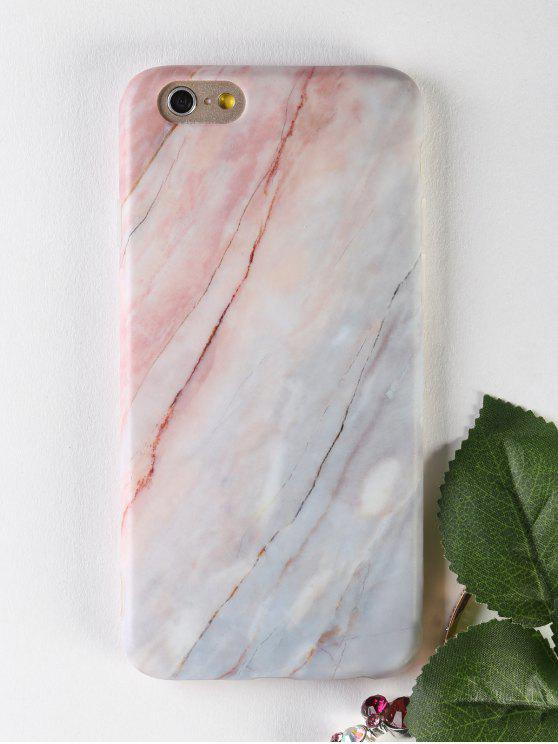 women's Marble Pattern Phone Cover For Iphone - COLORMIX FOR IPHONE 6 / 6S