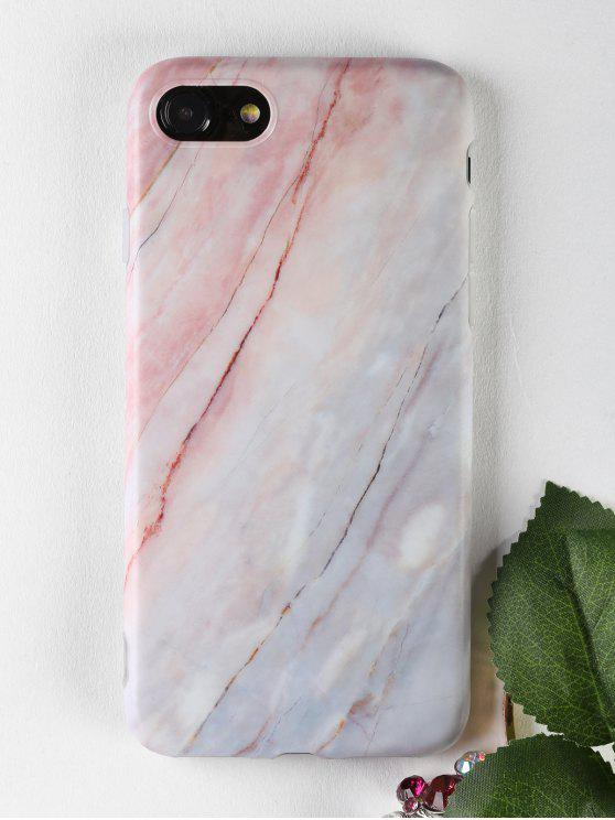 lady Marble Pattern Phone Cover For Iphone - COLORMIX FOR IPHONE 7
