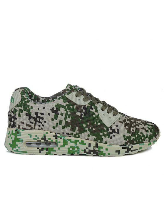ddc90d98e00d8 44% OFF] 2019 Breathable Camouflage Casual Shoes In ACU CAMOUFLAGE ...