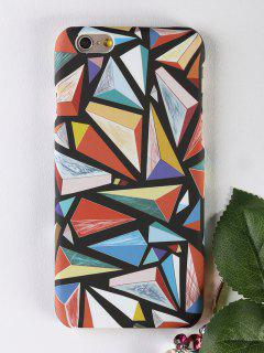Geometric Pattern Phone Case For Iphone - For Iphone 6 / 6s