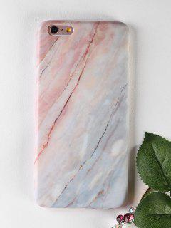 Marble Pattern Phone Cover For Iphone - For Iphone 6 Plus / 6s Plus