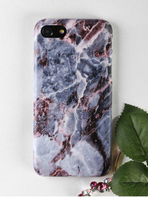 Étui en marbre Soft Phone pour Iphone - Gris POUR IPHONE 7 Mobile