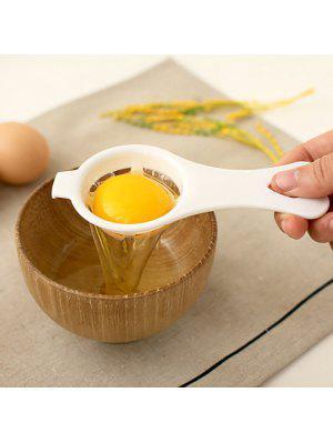 DIHE Plastic Egg Yolk Separator Filter