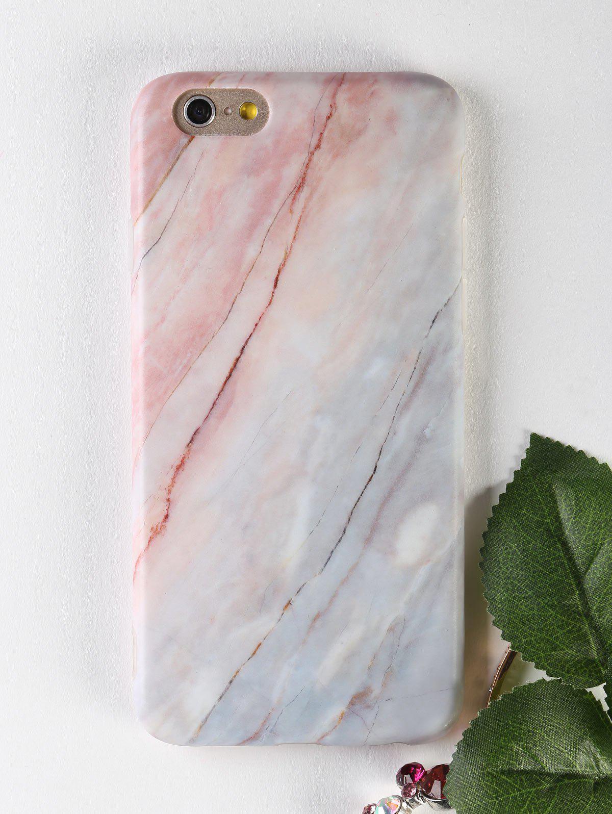 Housse de téléphone en marbre pour iphone