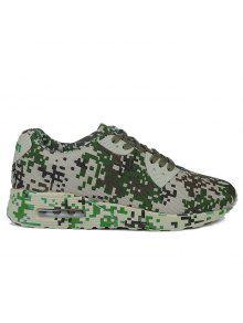 Calçados Casual Camuflagem Respirável - Acu Camuflagem 43