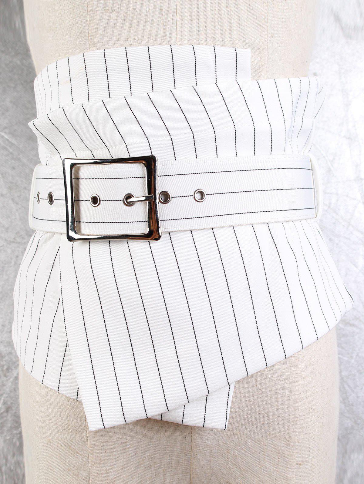 Big Pin Buckle High Waist Corset Belt 227562402