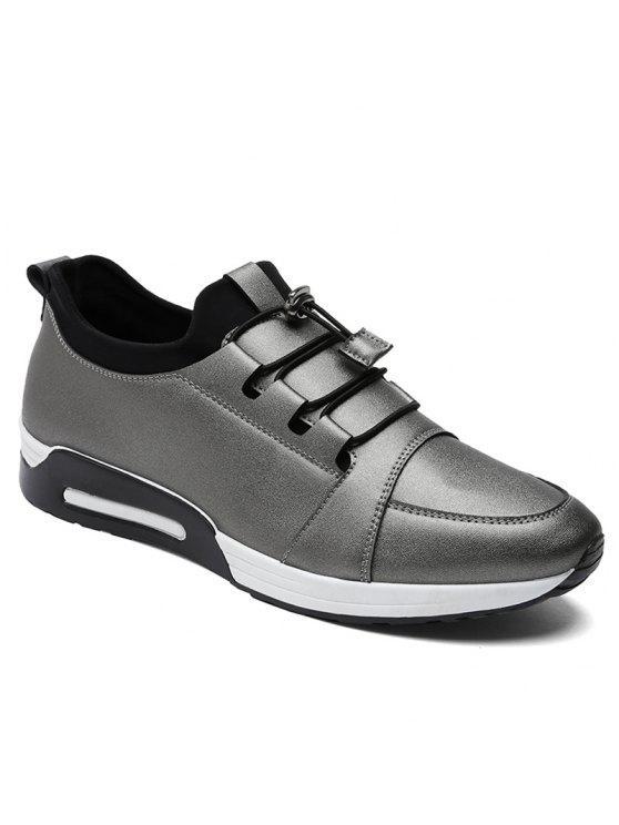 فو الجلود منخفضة أعلى الأحذية عارضة - صقيع 43
