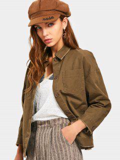 Weekend Graphic Jacket - Brown S