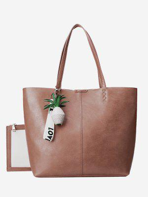 Pineapple Pendant Tote Bag Set