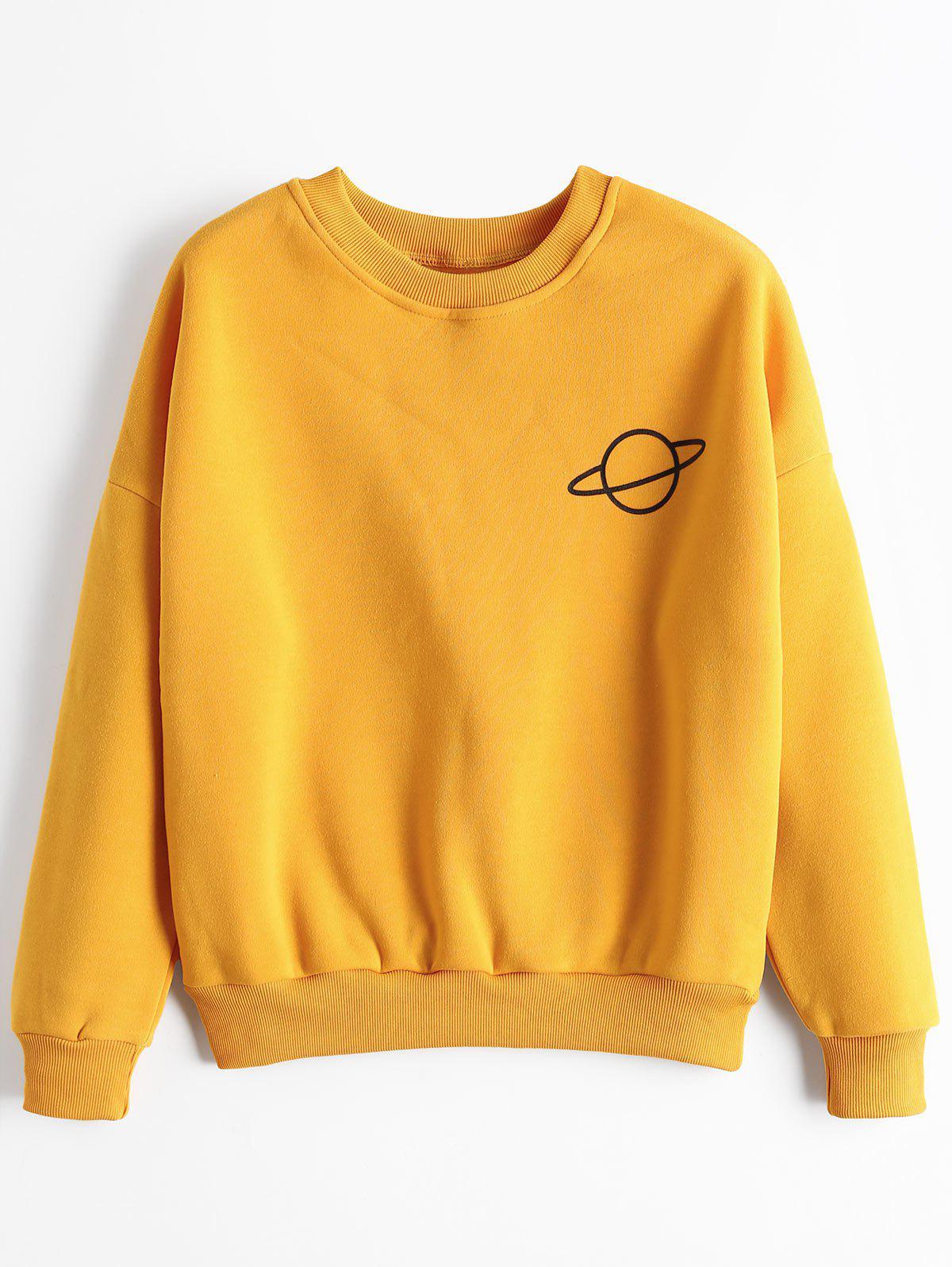 Florida yellow sweatshirts size petite — img 3