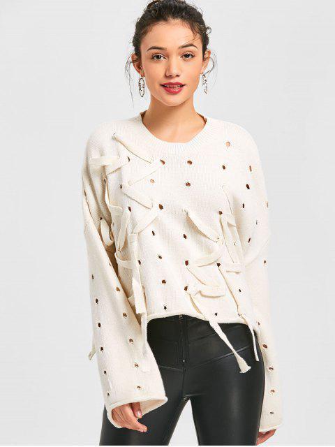 Suéter sobredimensionado - Blancuzco Única Talla Mobile