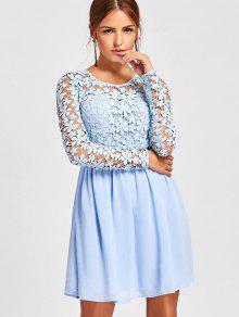Windsor Blue Dress