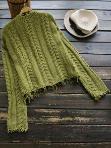 24842d0712 Plain Cable Knit Pullover Sweater  Plain Cable Knit Pullover Sweater ...