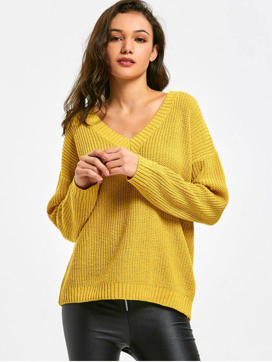 Yellow Sweaters For Sale Baggage Clothing