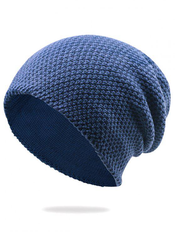 في الهواء الطلق رشاقته سولوشي حك قبعة صغيرة - ازرق غامق