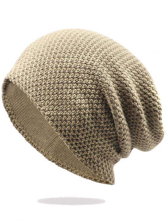 قبعة صغيرة في الهواء الطلق رشاقته سولوشي حك - كاكي