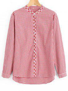 Shirt à Bas Prix - Rouge