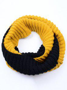 aac6e7c7a4a Slouchy Lightweight Knitted Infinity Scarf