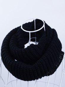 Sciarpa lavorata a maglia all'aperto Infinity Chunky
