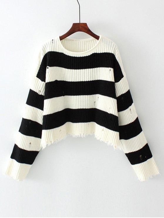 Maglia oversize striped - Striscia M