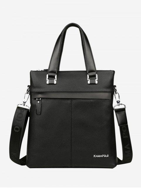 outfits Business Faux Leather Handbag -   Mobile