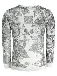 Blanco La Impresi Del Camiseta Para 3xl Hombre 243;n Extracto De 8RqwHPwnU