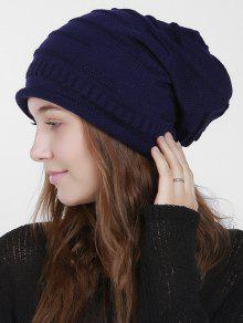 ستريبل سلوشي حك قبعة - الأرجواني الأزرق