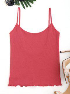 Cami Low Back Top - Rot S