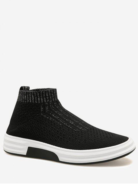 new Letter Slip On Casual Shoes -   Mobile