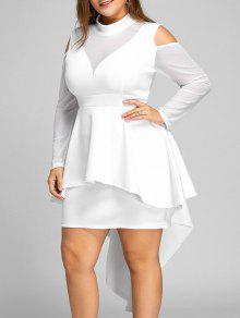 Vestido Para Mujer - Blanco 3xl