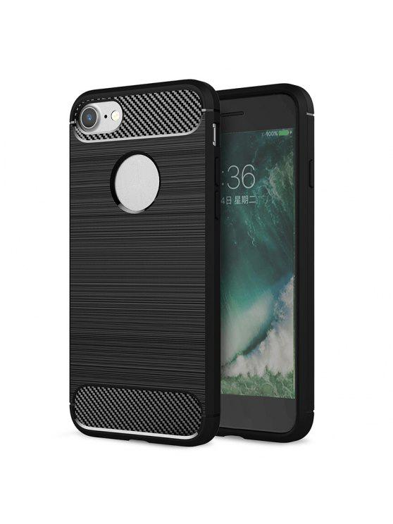 Soft Phone Case para Iphone - Preto Para o iPhone 8